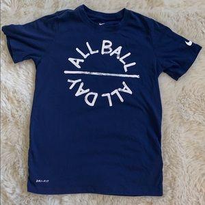 Nike Dri Fit Boys T-shirt
